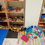 Check out our new playroom